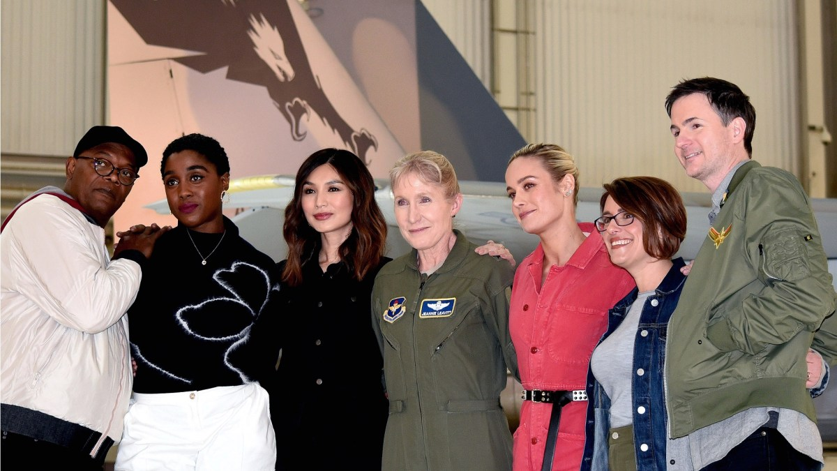 Hollywood's 'Captain Marvel' Blockbuster Is Blatant US Military Propaganda